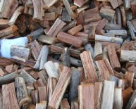 Firewood Delivery - High Density Blue Gum
