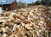 Firewood Delivery - Low Density Firewood