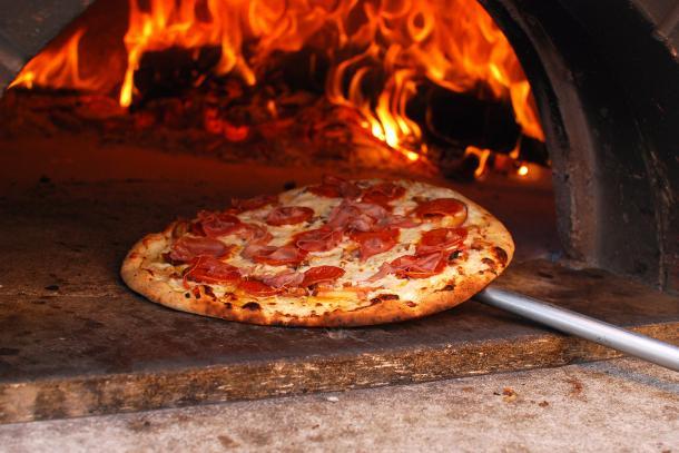 Pizza Wood - Firewood
